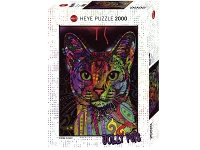 Katten Puzzel 2000 stukjes