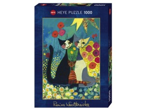 Kattenpuzzels 1000 stukjes – Rosina Wachtmeister