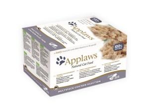 Applaws Cat Pots Multipack 8 x 60g