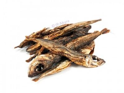 Akyra 100% Gedroogde Vis voor Katten 250g
