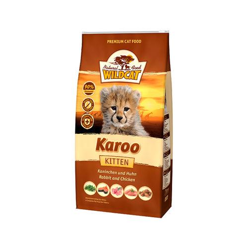 Wildcat Kittenvoer Karoo