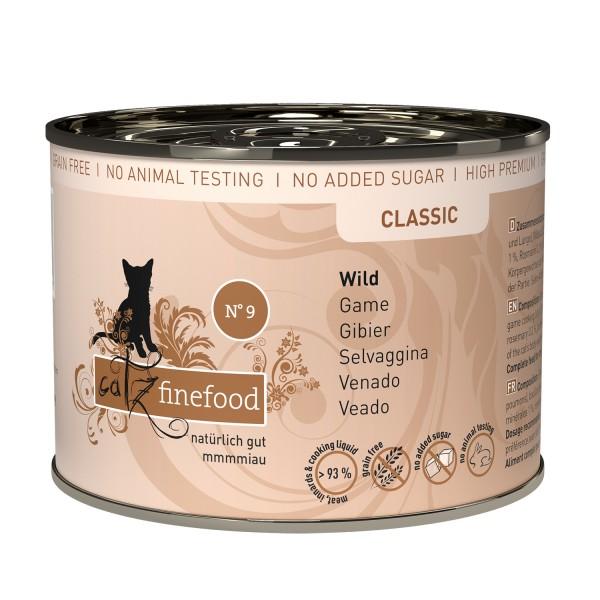Catz finefood N°9 – Wild