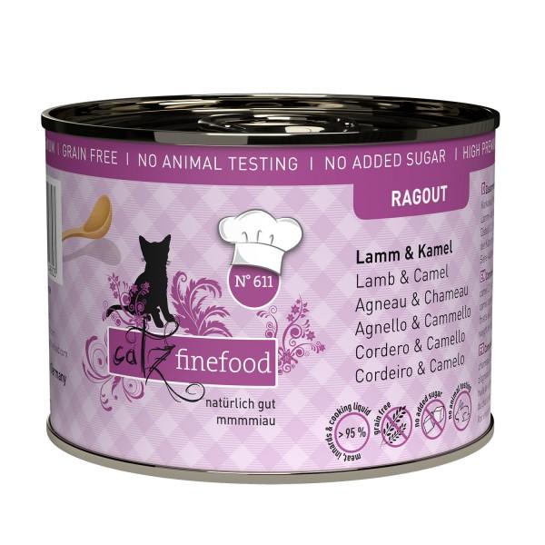 Catz finefood Ragout – N °611 – Lam & Kameel