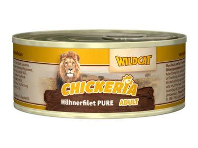 Wildcat Chickeria Natvoer 90g