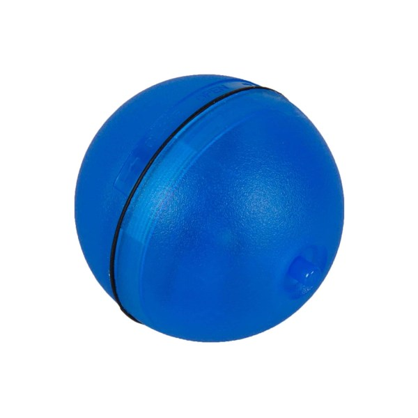 Deze leuke LED-bal beweegt automatisch in willekeurig richtingen