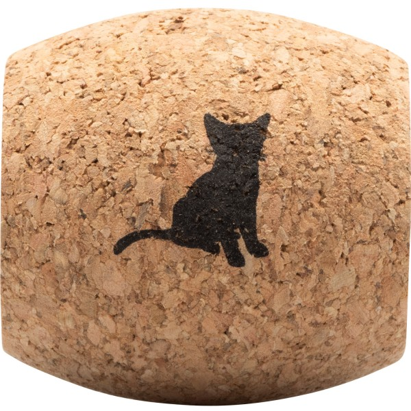 Catz Finefood Toyz heeft de opdruk van een kat
