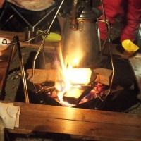 DIYで古民家の囲炉裏風な焚き火テーブルを作ってみた!