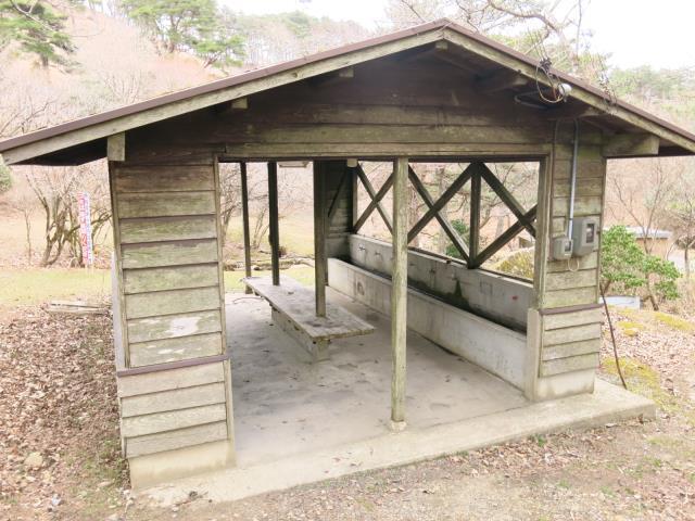 大野アルプスランドキャンプ場