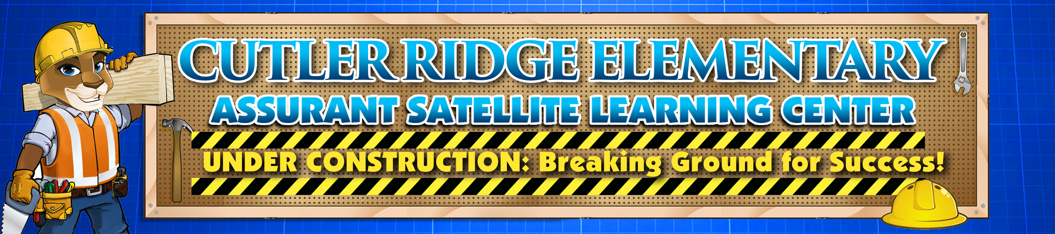 Cutler Ridge Elementary Banner