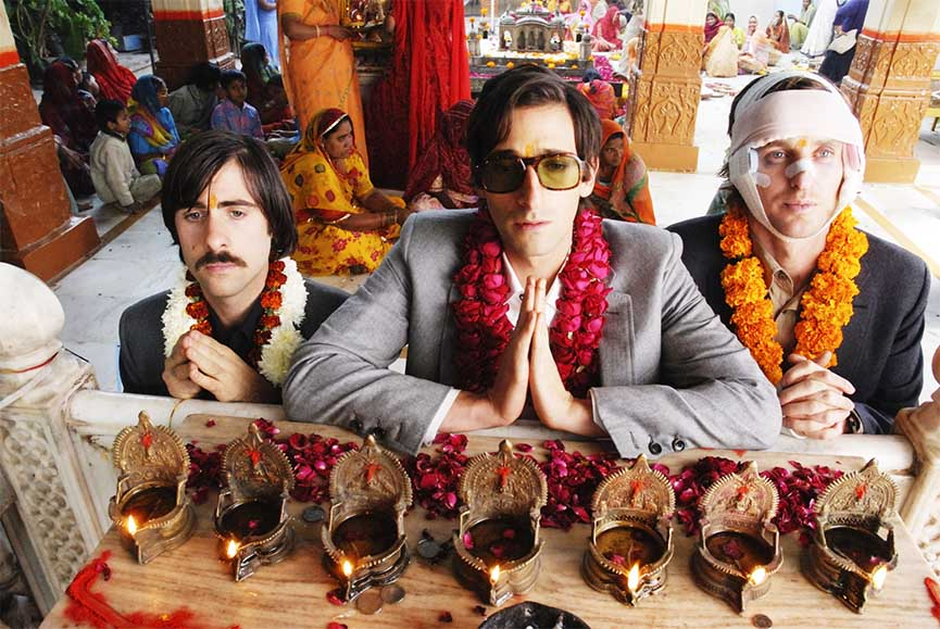 Darjeeling Limited Faith