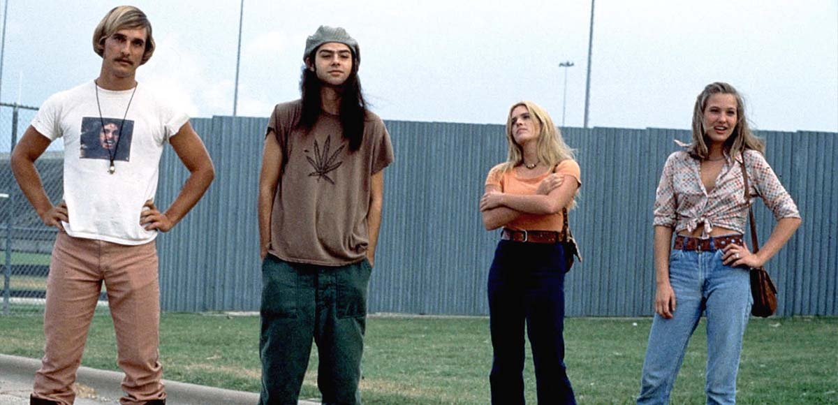 Dazed and Confused Best Comedies of the 90s