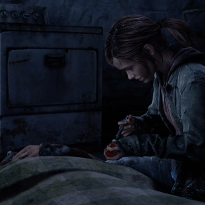 Dark Night of the Soul: Ellie puts herself at risk for Joel