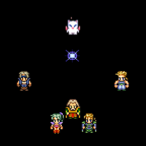 Final Fantasy VI: Choose Your Character