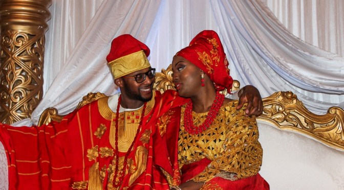 Traditional wedding – The Yoruba way