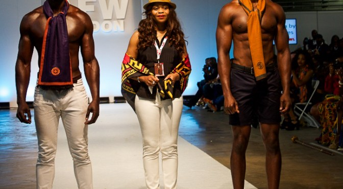 Fashion Week London 2015 – Africa style
