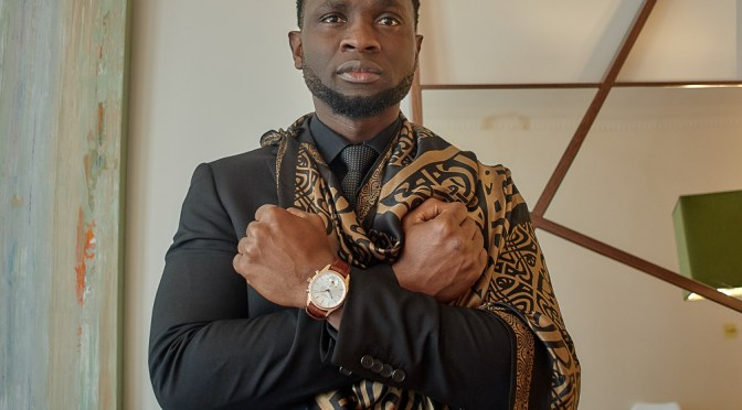 A Black Panther Inspired fashion look | Cuts for Him