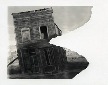 Twist of Fate - James Eakins - Polaroid Type 54 - Sinar F 4x5