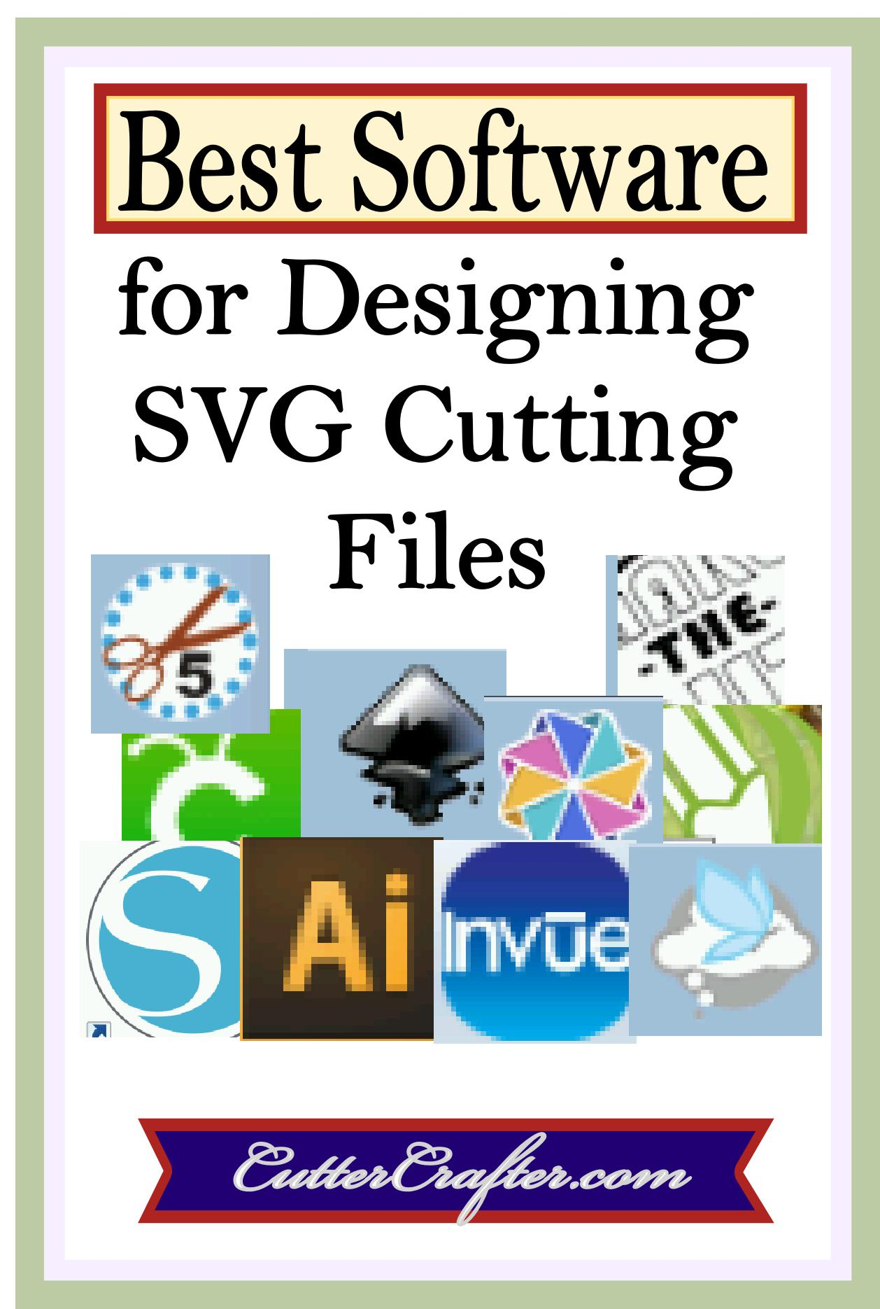 Design Software for Creating SVG Files | Cricut-ScanNCut