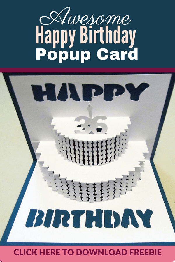 How to Fold Popup Cards