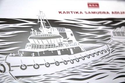 Cutteristic - Samudra Adijaya 4