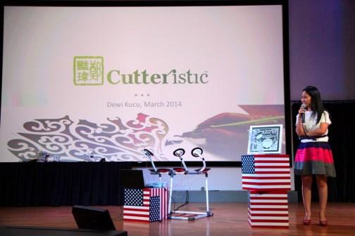 Cutteristic - @America 29 March 2014 12