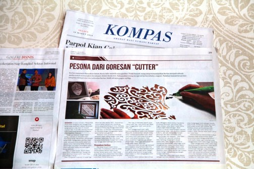 Cutteristic - Kompas 18 March 2014 3