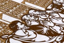 Cutteristic - Leonardo Da Vinci, Last Supper 11