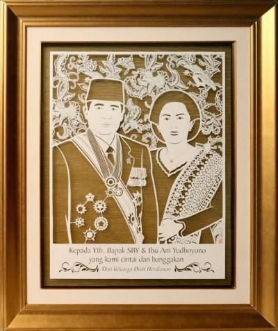 SBY -Susilo Bambang Yudhoyono