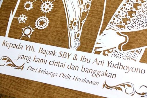 Cutteristic - Susilo Bambang Yudhoyono SBY Ani Yudhoyono, Didit Herdiawan 2