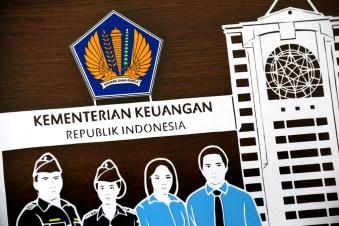 Cutteristic - Corporate Gift Kementrian Keuangan Indonesia 2