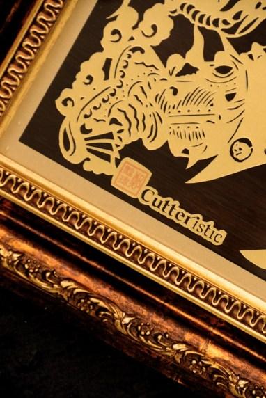 Cutteristic - Kuan Kong God of War 7, Guan Yu
