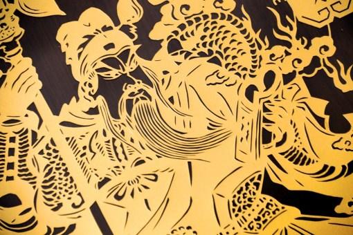 Cutteristic - Kuan Kong God of War 9, Guan Yu