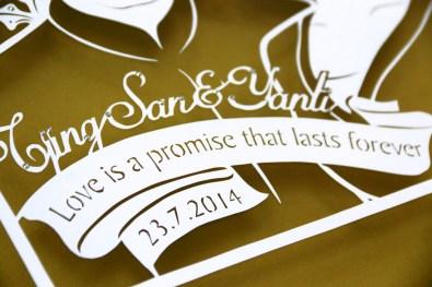 Cutteristic - Wedding Gift Tjing San Yanti 8