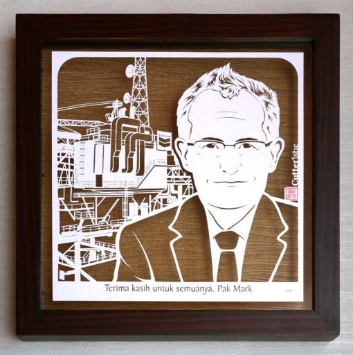 Cutteristic - Chevron Mark Sawyer 01
