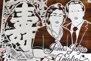 Cutteristic - Wedding Anniversary Gift Jonas Jahja Amalia Medion 1