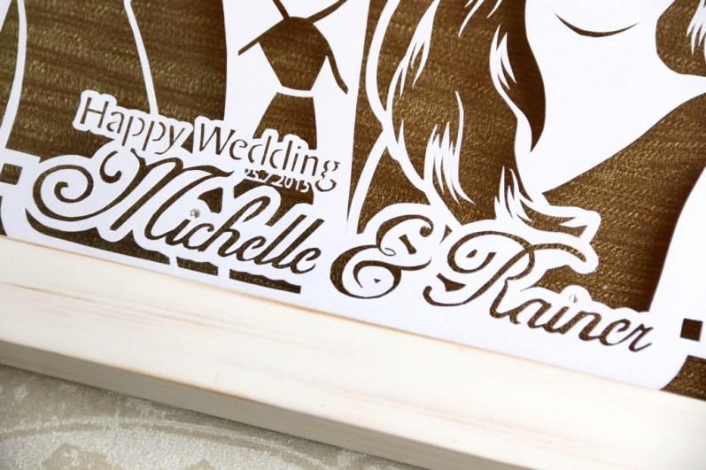 Cutteristic - Wedding Michelle Rainer 5