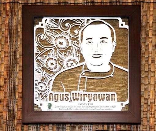 Cutteristic - Banyan Tree Agus Wiryawan