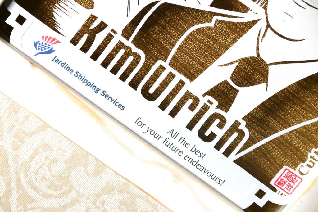 Cutteristic - Farewell Jardine Shipping Service Kim Ulrich 6