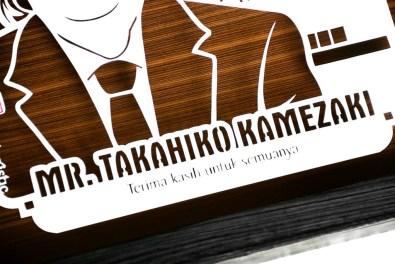 Cutteristic - Farewell Statomer Takahiko Kamezaki 5