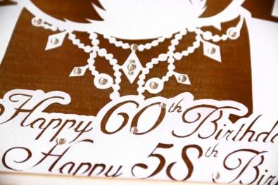 Cutteristic - Happy Birthday Papa Mama 5