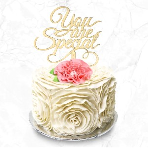 Cutteristic - Cake Topper You Are Special 15 cm