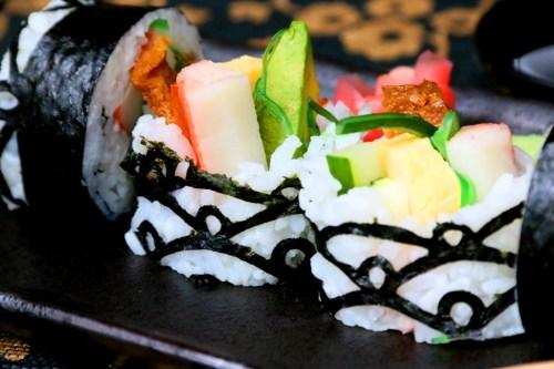 Cutteristic - Mori Express Norigami Sushi 05
