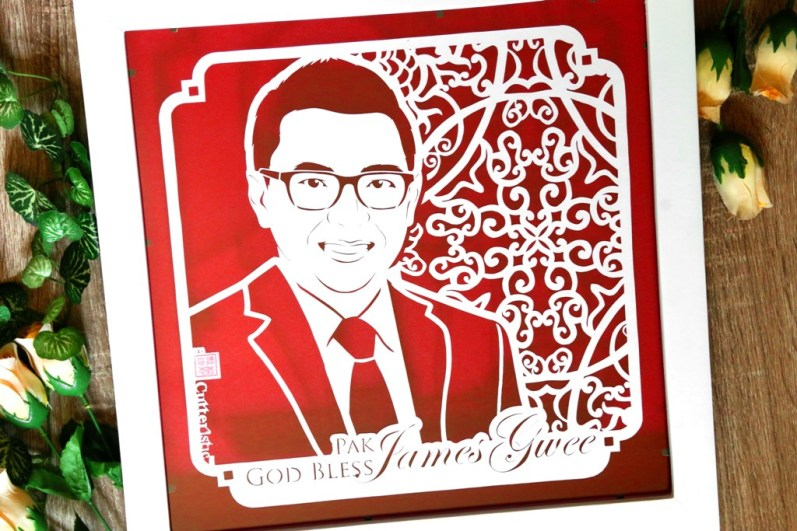Cutteristic - Birthday Gift James Gwee 3