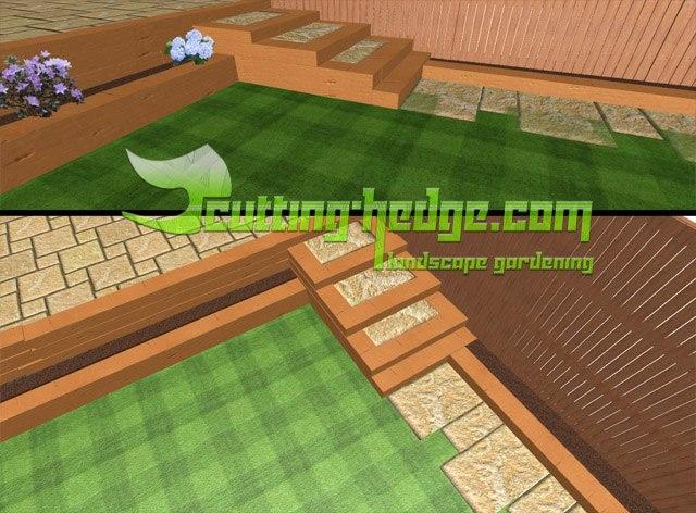 Computer garden design