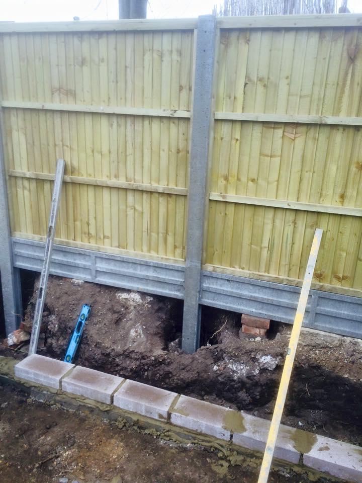 Jakcsons fence panels