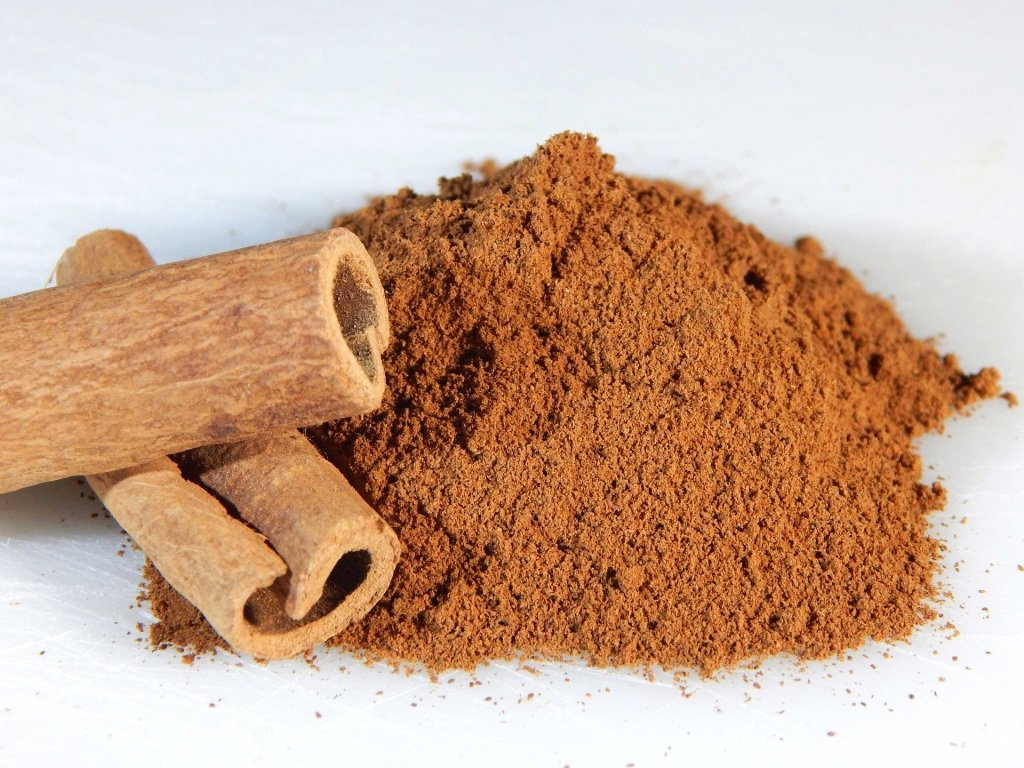 ground cinnamon sticks for weight loss