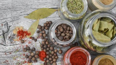 Photo of 15 Must-Have Herbs and Spices For Weight Loss