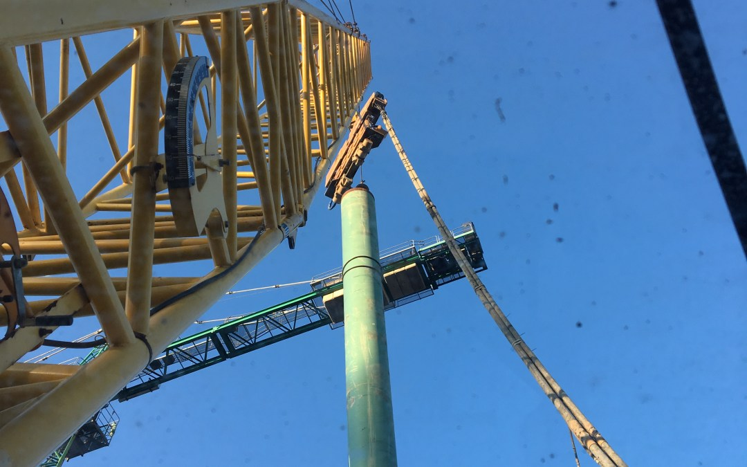 Henry Drilling Pile Drives