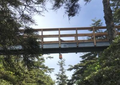 West Coast Trail Bridge 74 Replacement