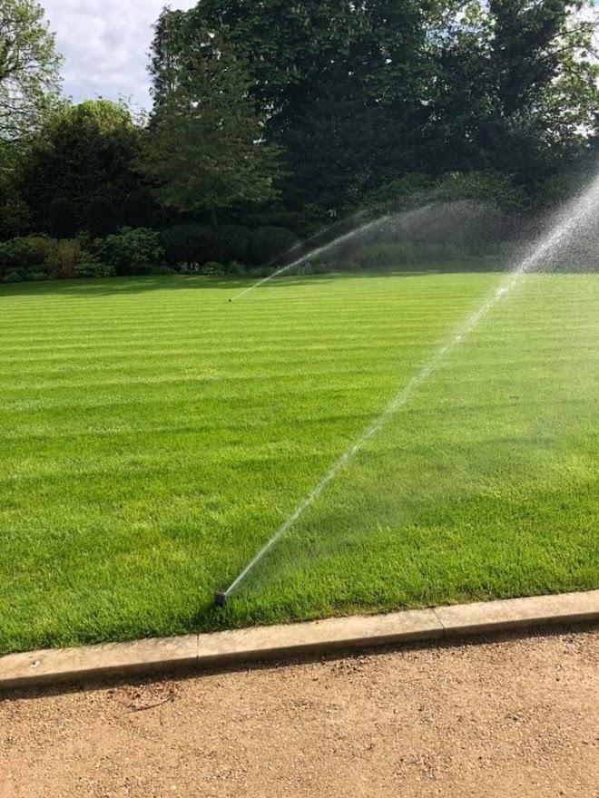 Cutting Edge Irrigation System